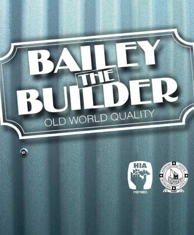 Bailey the Builder old world quality